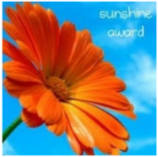 Sunshine Award - Creative Mysteries