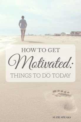 Motivation, motivated, list