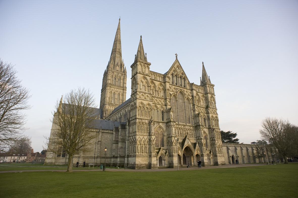 salisbury cathedral - photo #14