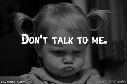 DonT Talk To Me Prosieben