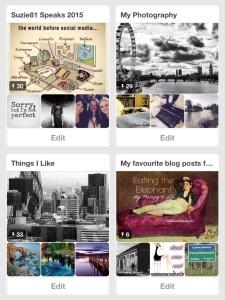 My Pinterest Boards