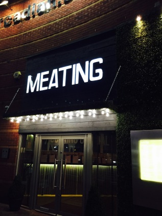 MEATING, The Arcadian