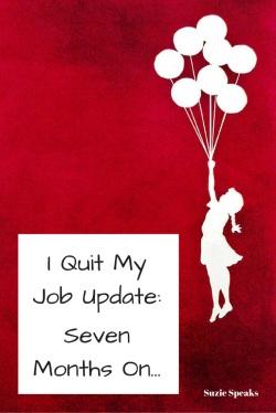 I quit my teaching job update