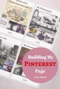 Building up my Pinterest page