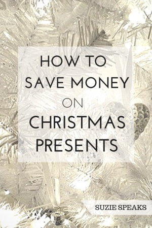How to save money on Christmas presents