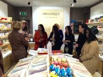 A Birmingham beauty bloggers event at Organique