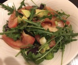 Raff tomato salad