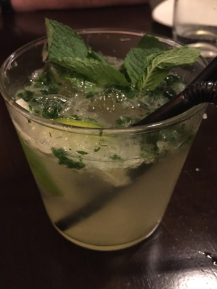 Mojito - would you expect nothing else from me?