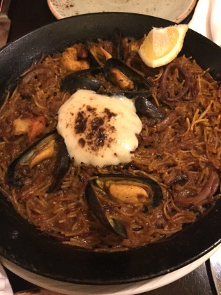 Catalan Noodle - you HAVE to try this