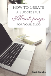 How to Create a Successful About Page
