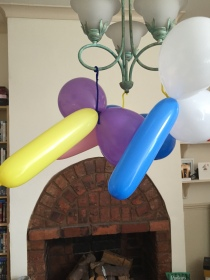 Penis balloons!