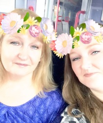 I introduced my mum to Snapchat...