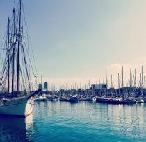 Barcelona Harbour
