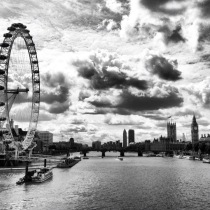 The Thames, London
