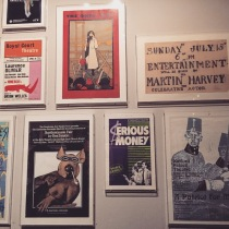 Theatre posters