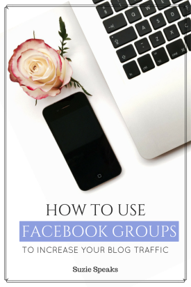 How to use Facebook groups to increase your blog traffic