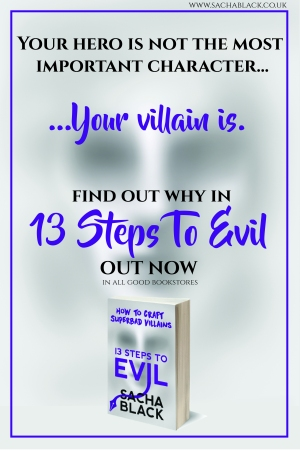 13 Steps to Evil - Out Now!