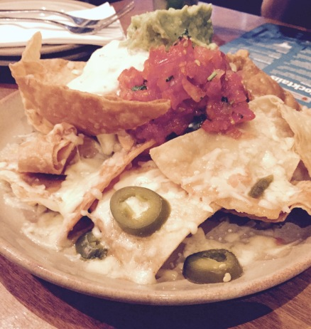 SMALL Nachos (!)
