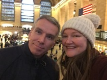 Grand Central on the first night