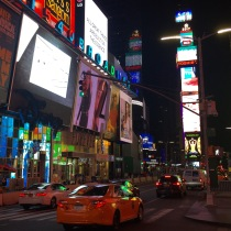 Times Square at about 6.00am, just because...