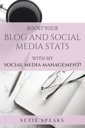 Blog and social media management services