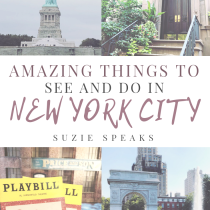 Amazing Things to See and Do in New York