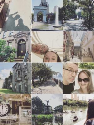 New York montage