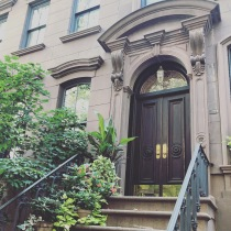 Carrie Bradshaw's House on Perry Street