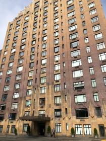 Dana's apartment