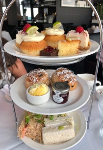 The Gin & Tea afternoon tea