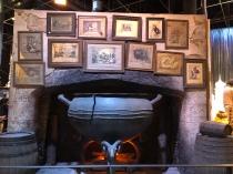 The Leaky Cauldron