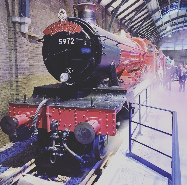 The Hogwarts Express - Harry Potter