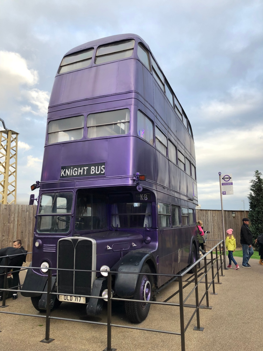 The Knight Bus