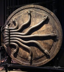 The door to the Chamber of Secrets