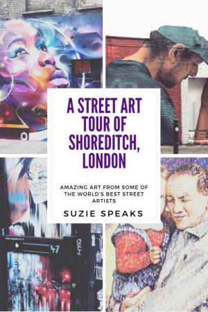 A Street Art Tour of Shoreditch