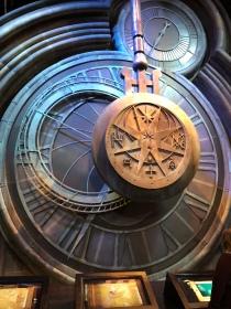 The Hogwarts Pendulum - the Clock Tower Entrance