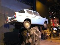 The Flying Car - Harry Potter Studios