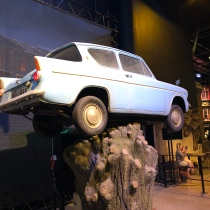 The Flying Car - Harry Potter Studios