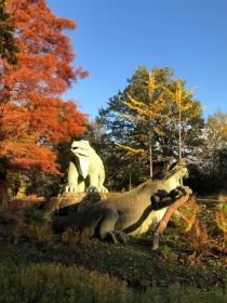 Dinosaurs, Crystal Palace Park 2