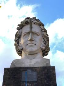 Joseph Paxton Statue, Crystal Palace Park