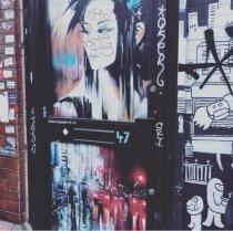 Street Art Dan Kitchener