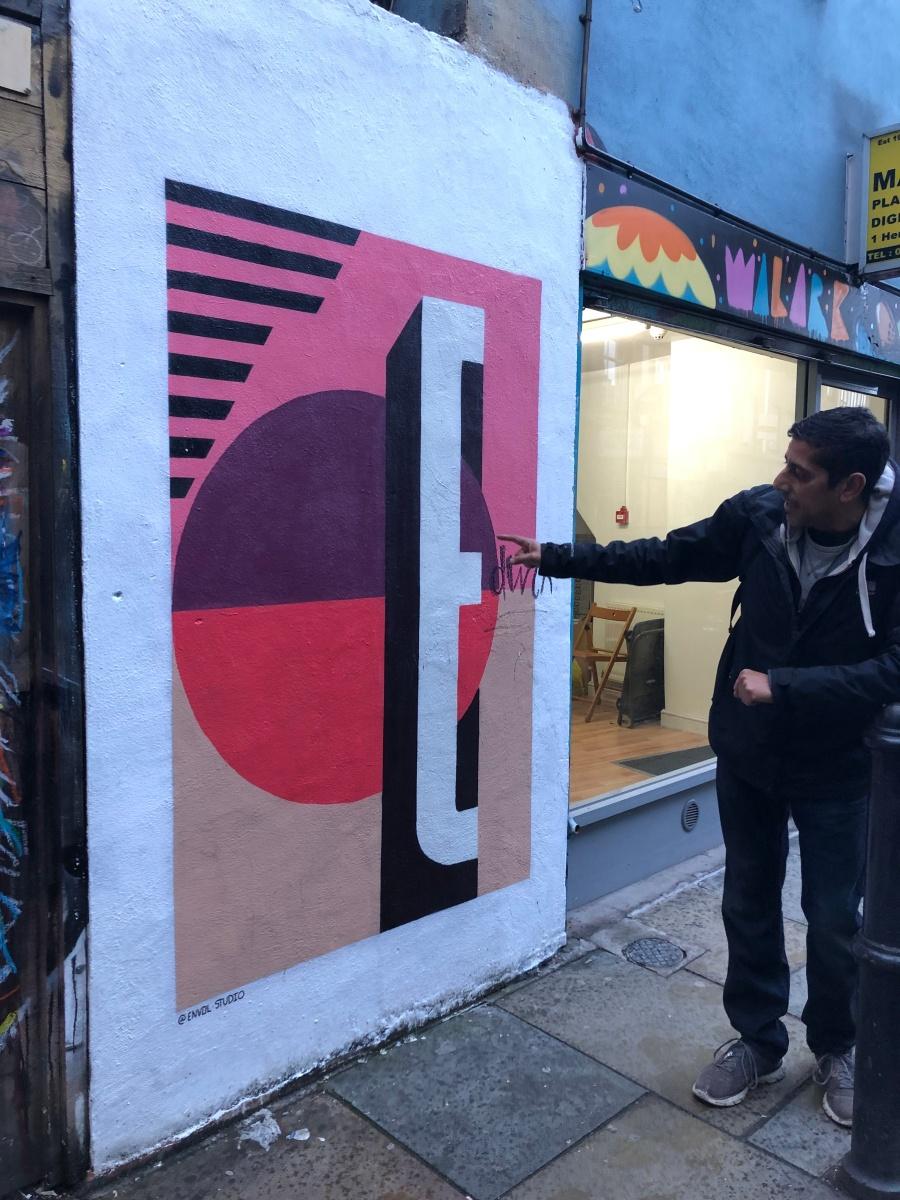 Street Art Envol Studio