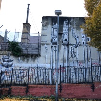 Street Art Phlegm