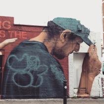 Street Art BKFoxx