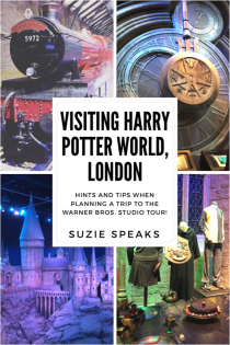 The Harry Potter Studios Tour, London