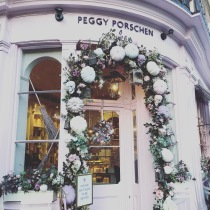 The Peggy Porschen Bakery, London
