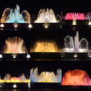 20 Travel and Money-Saving Tips When Visiting Barcelona - The Magic Fountains of Montjuic