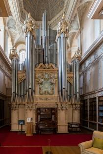 Blenheim Palace Organ