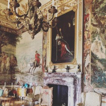 Blenheim Palace State Rooms