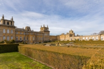 Blenheim Palace The Italian Garden